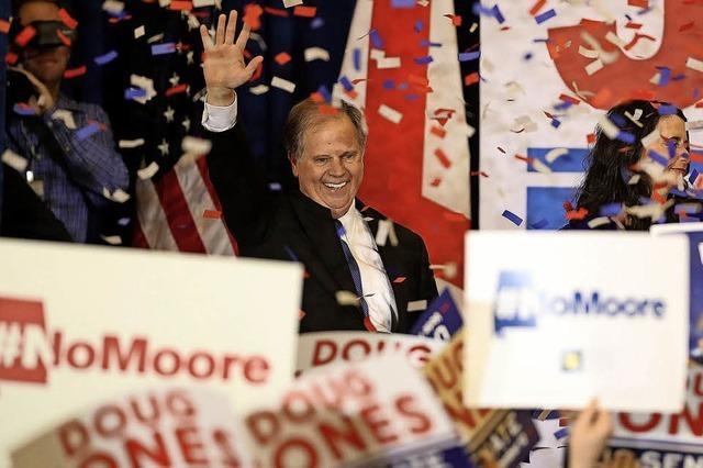 Trumps Kandidat verliert in Alabama