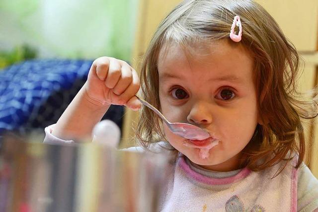 Mehr Kinder nutzen Essensangebote der Kindergärten