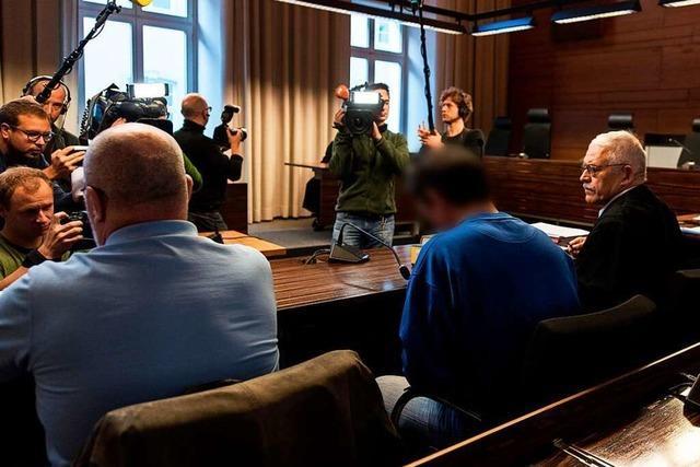 Staatsanwaltschaft fordert Höchststrafe für Catalin C.
