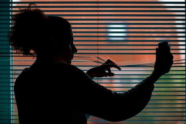 Stalking ist für die Opfer eine massive Belastung