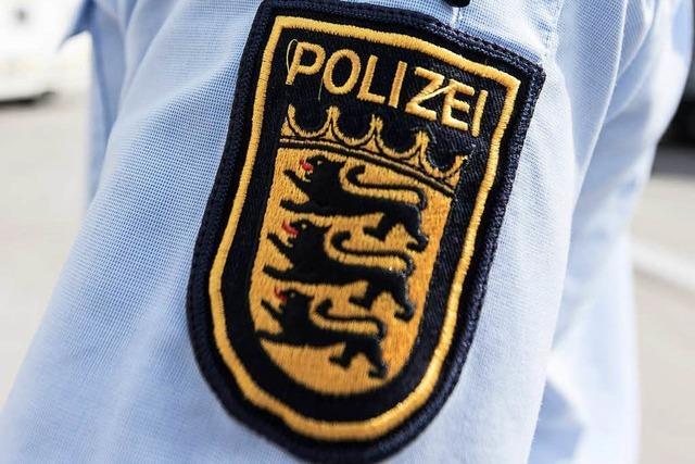 Mann bedroht Jugendliche in Lörrach mit einem Messer