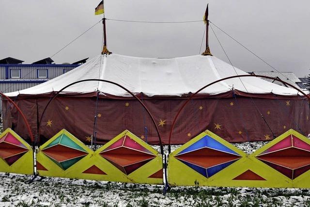 Zirkus sucht ein Winterquartier