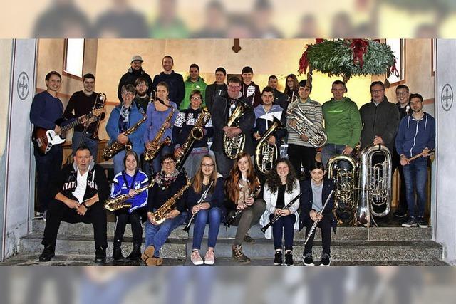 Musikverein macht aus Not eine Tugend