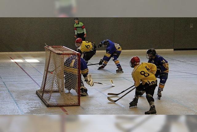 Skaterhockey Schnuppertag bei den Breisgau Beasts