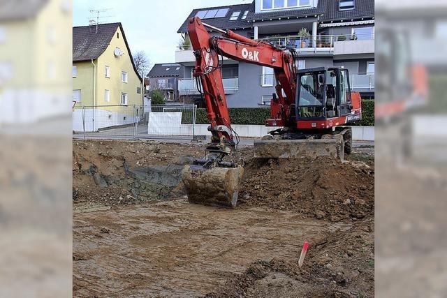 Kredit für Wohnhausbau