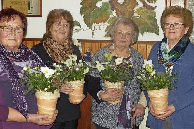 Die Landfrauen feiern Jubiläum