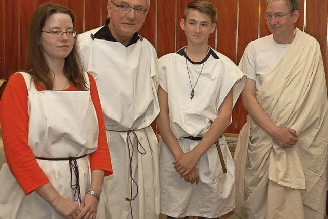 Das Leben der Römer in Lahr