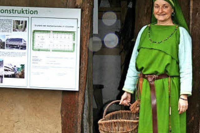 Im Alamannen-Museum in Vörstetten wird Geschichte zum Leben erweckt – ein Besuch bei Astrid Nothen