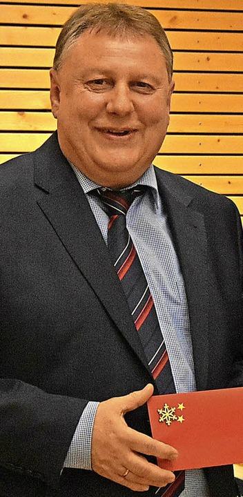Martin Weiner zieht sich aus der Kommunalpolitik zurück.    | Foto: Ast