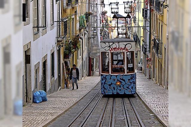 FLUCHTPUNKT: Die Bergziegen von Lissabon