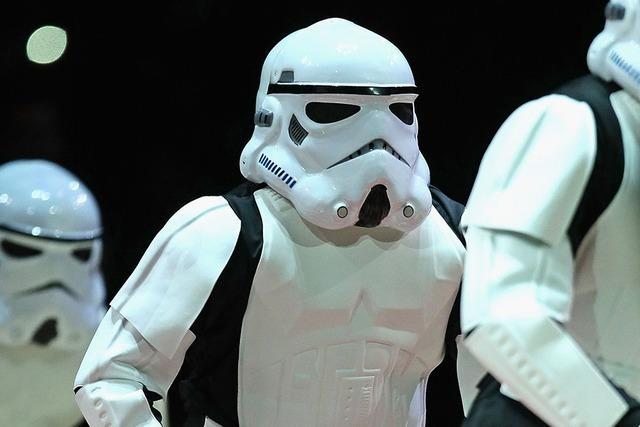 Wie war's bei Star Wars?