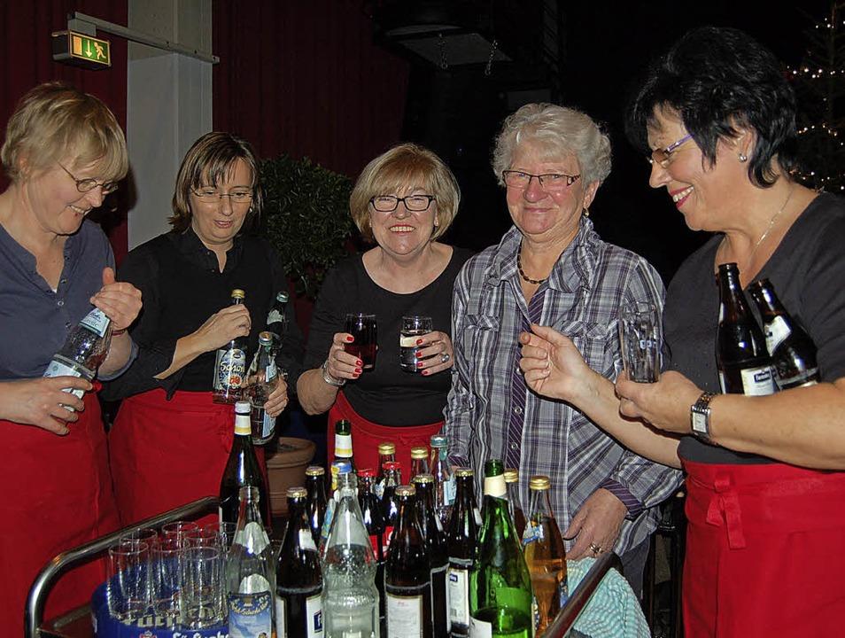 Gerade erst richtete der Awo-Ortsverei...chtsfeier für Senioren aus <ppp></ppp>  | Foto: Petra Wunderle