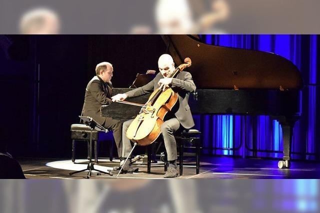 Piazzolla trifft Bach