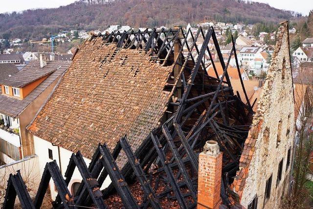 Feuerwehr hätte viel früher zu Brand in Grenzach-Wyhlen ausrücken können