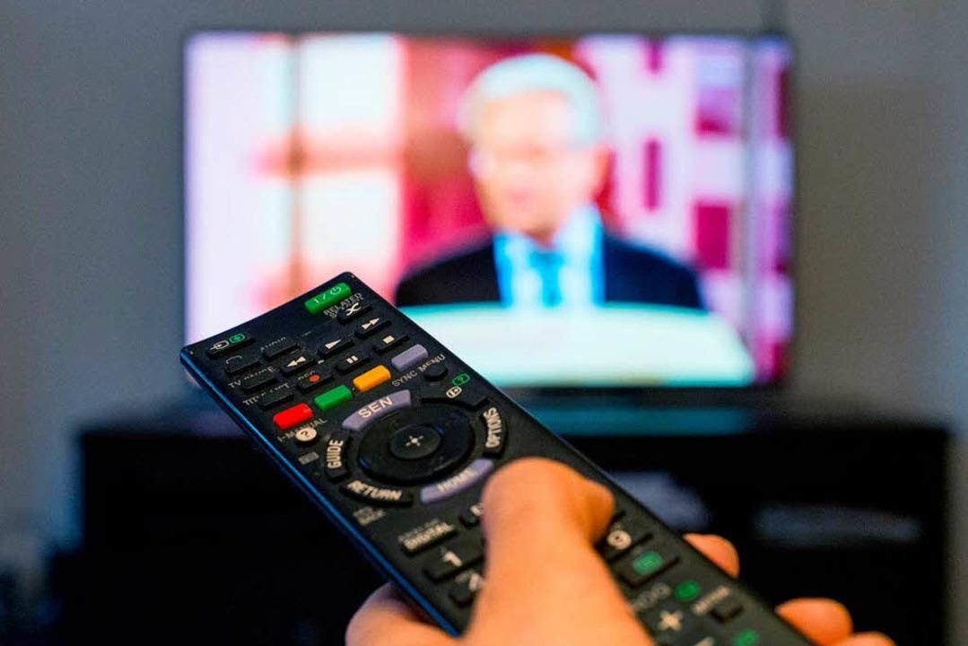 Fernsehen via DVB-T2: Am Hochrhein ist..., weil sich der SWR den Sender spart.     Foto: dpa