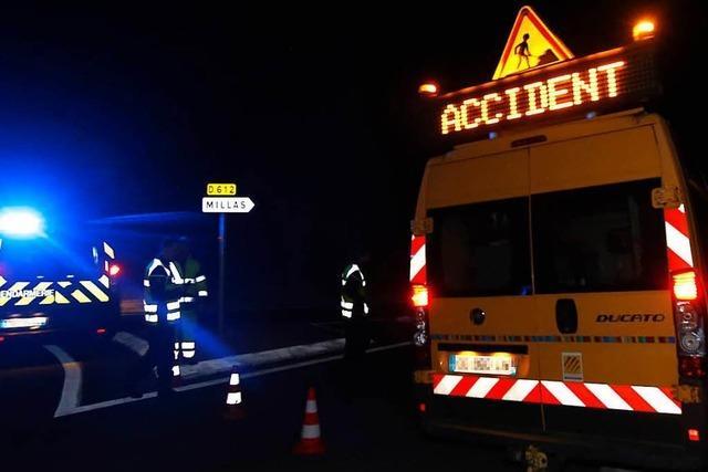 Vier Kinder sterben bei Busunfall bei Perpignan