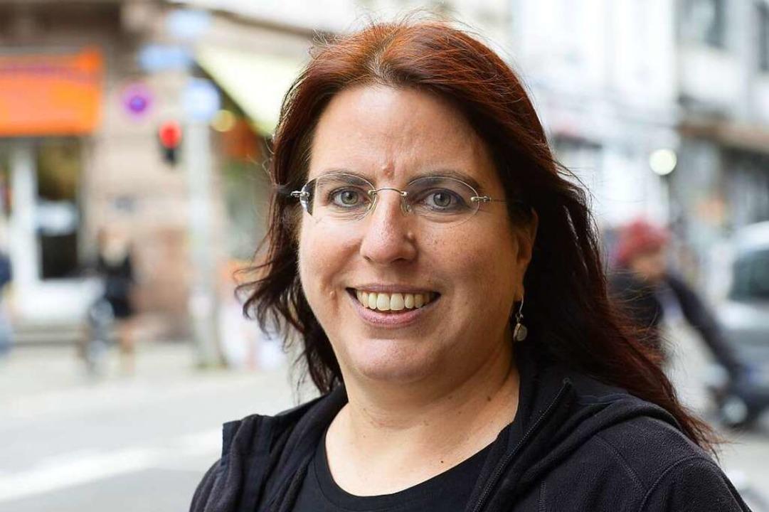 Monika Stein ist seit elf Jahren Gemei...Freiburger Oberbürgermeisterin werden.  | Foto: Ingo Schneider