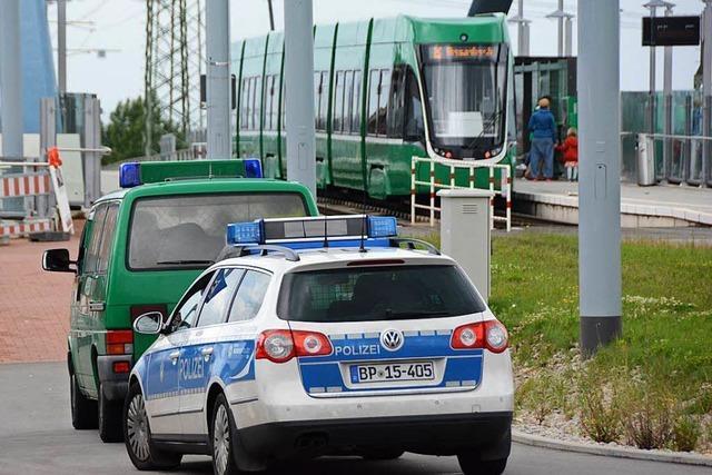 Weniger unerlaubte Einreisen an der Schweizer Grenze