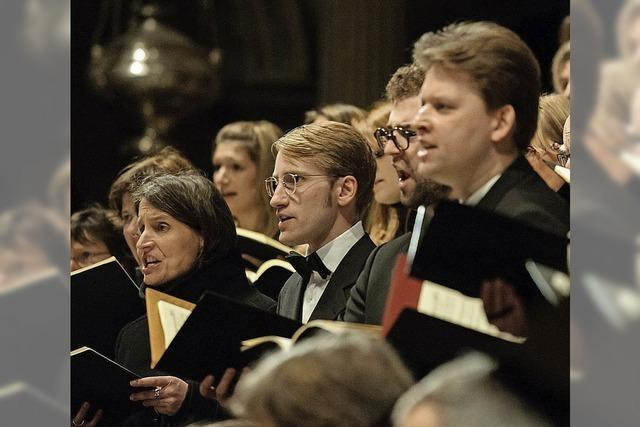 Messiah von Händel im Konzerthaus