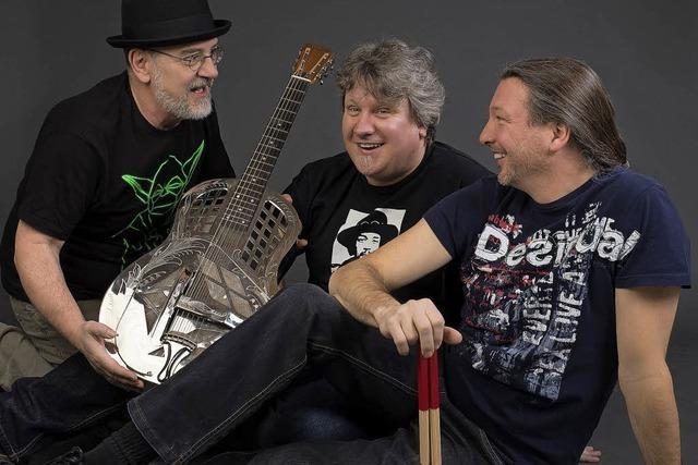 The Groove Tunes rocken den Schlachthof Lahr