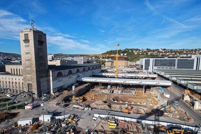 Architekt sieht Kosten von Stuttgart 21 bei 10 Milliarden Euro
