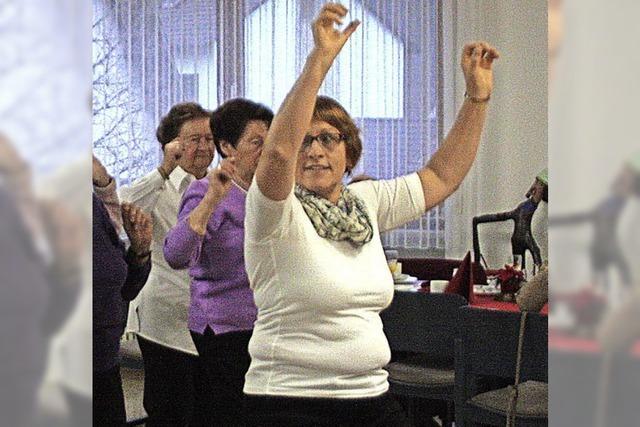 Senioren machen seit 40 Jahren Gymnastik