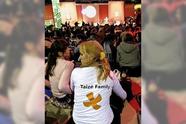 Taizé-Treffen strahlt nach Weil aus