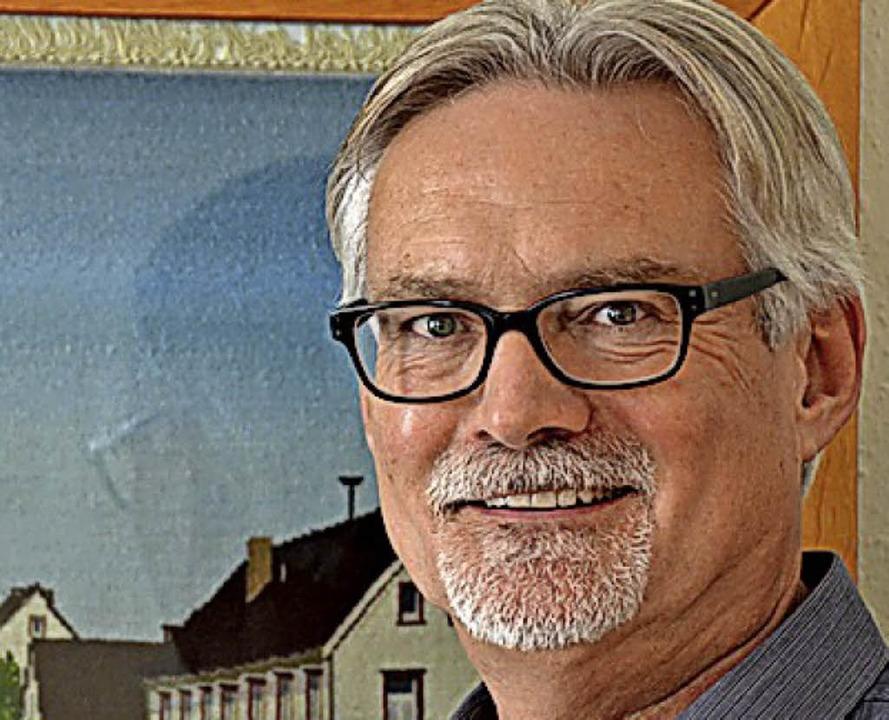 Günter Schlecht  | Foto: Nikolaus Trenz