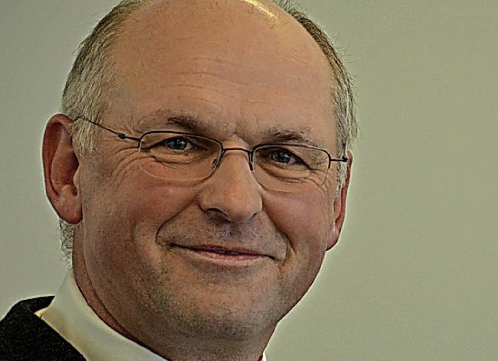Uwe Claassen  | Foto: Nikolaus Trenz