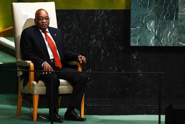 Nationalkongress entscheidet, ob er die korrupte Machtelite stützt oder stürzt