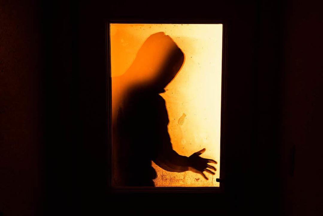 Ein Einbrecher (Symbolbild)    Foto: dpa