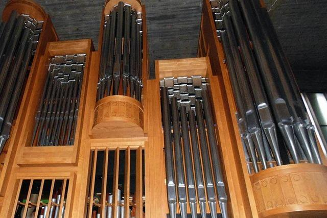 Der Orgelbau hat eine lange südbadische Tradition