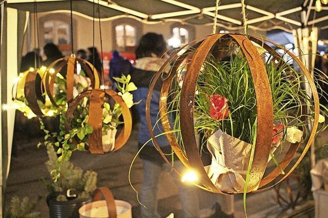 Ein kleiner, aber feiner Weihnachtsmarkt