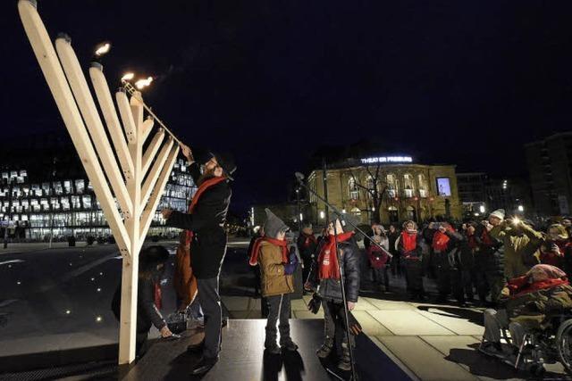 Jüdische Gemeinden feiern