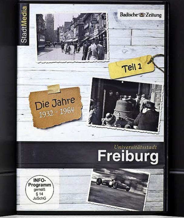 Freiburg von 1932 bis 1964 in historis...D gibt es in den BZ-Geschäftsstellen.   | Foto: Thomas Kunz