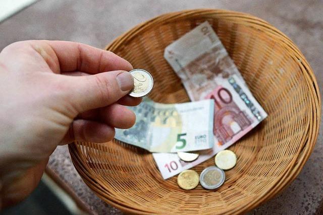 Deutsche spenden großzügiger – besonders rund um Weihnachten