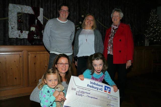 Dank 28 000 Euro Spenden bekommt die achtjährige Jule einen Therapiehund