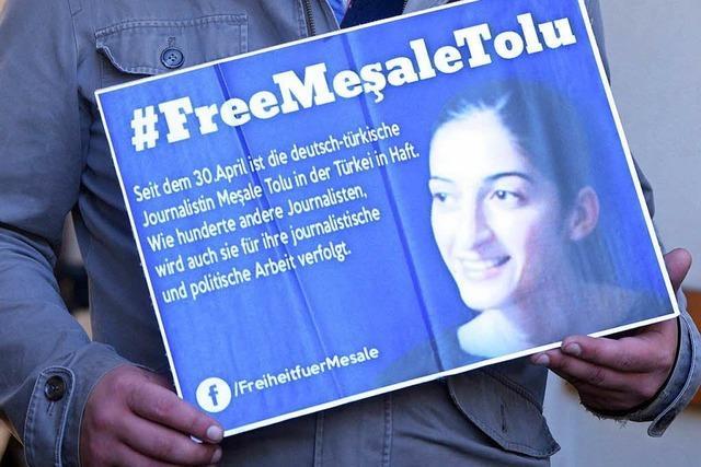 Staatsanwaltschaft in Istanbul fordert Freilassung von Mesale Tolu