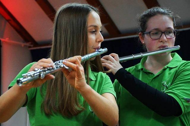 Jugendvorspiel der Stadtmusik Schönau