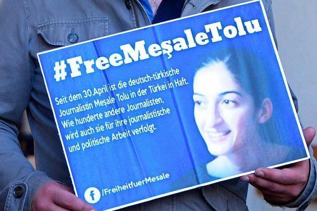 Mesale Tolu kommt frei - Endet die deutsch-türkische Krise?
