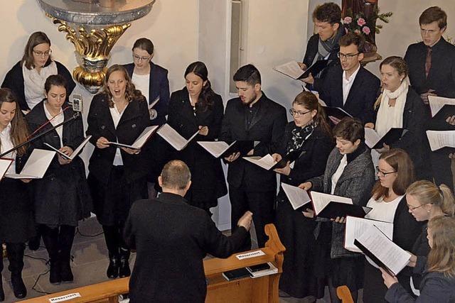 Neue Orgel eingeweiht