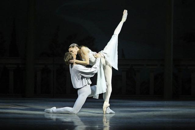 Romeo und Julia mit dem Mariinsky-Ballett in Baden-Baden