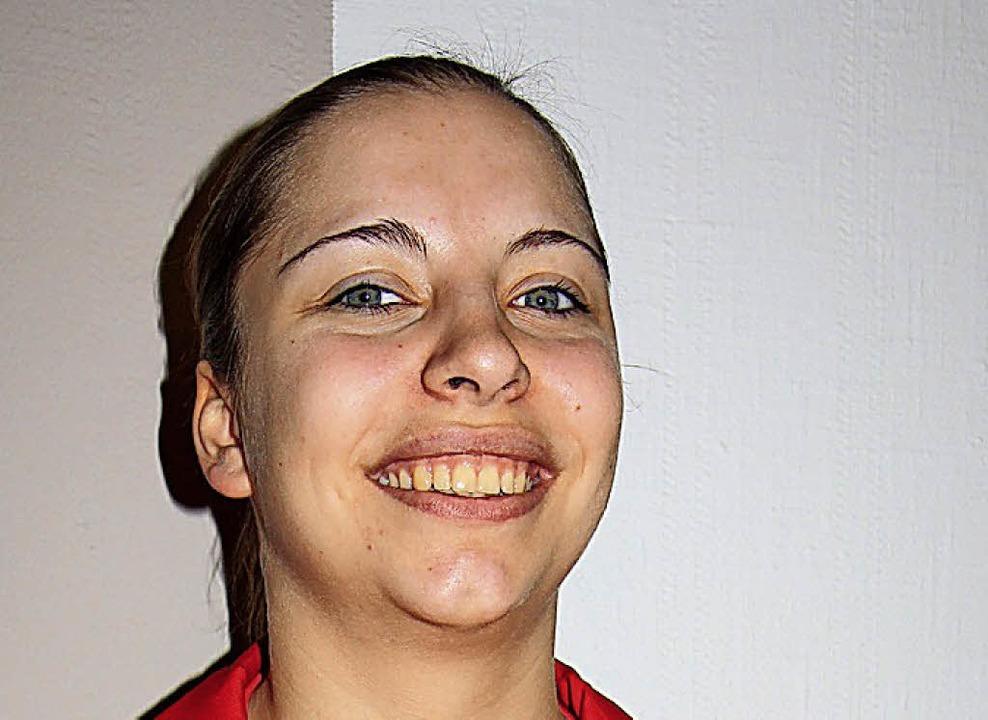 Jana Sophie Bachert vom SKV Bonndorf traf 601 Kegel.  | Foto: bächle
