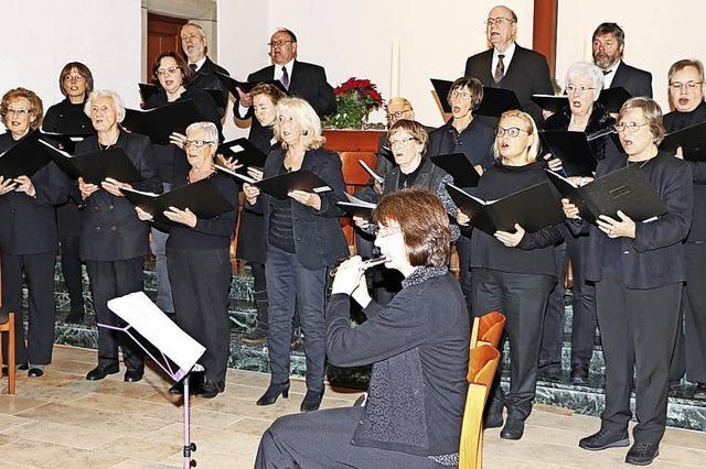 Harmonie vor dem Fest