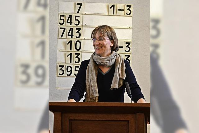 Eine neue Pfarrerin ist in Sicht