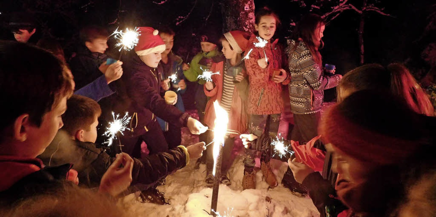 Winterwochenende auf dem Ibichhof in Obersimonswald.   | Foto: Privat