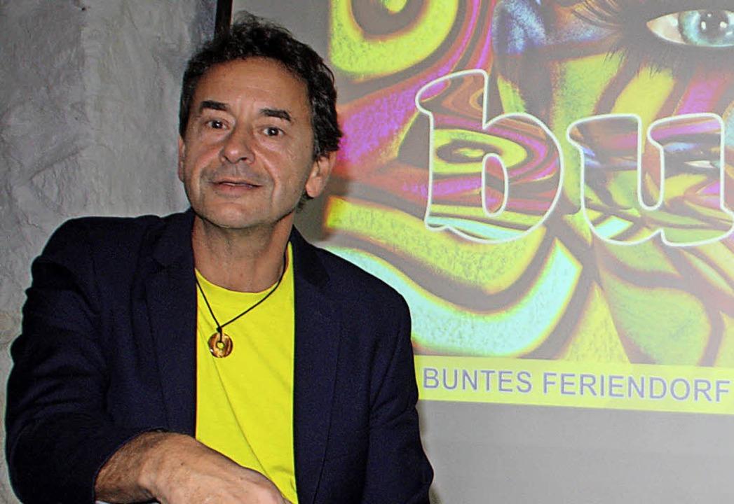 Veranstaltet das Bufedo: Peter Kanele   | Foto: Jörn Kerckhoff
