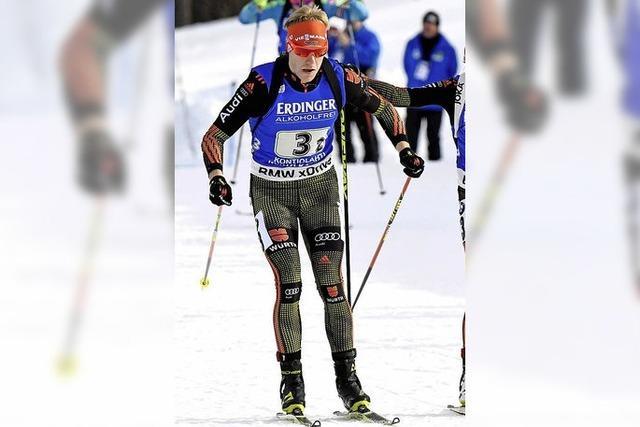 Rees hofft auf seine Chance im Weltcup