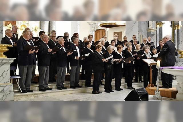 Gesanglicher Aufbruch in den Advent