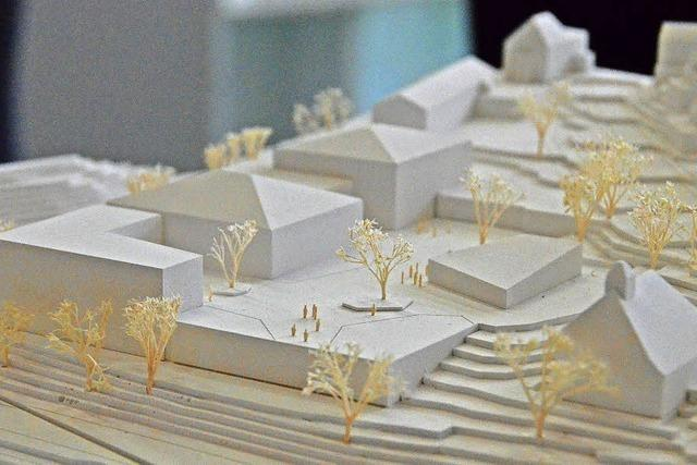 Architektenwettbewerb für eine Mehrzweckhalle bei der Fürstabt-Gerbert-Schule